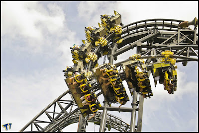 The madness that is The Smiler!